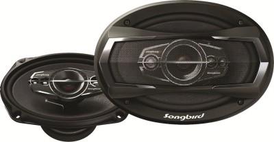 Songbird 6,,X9,, Oval 600W Max 5 Way SB-B69-95 Coaxial Car Speaker(600 W)