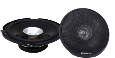 Woodman 6 Inch (260 Watts ) 1 Year Warranty 1650 Coaxial Car Speaker(260 W)