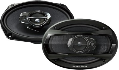 Sound Boss SB-6979 6X9 3Way Performance Auditor 480W MAX 6979 Coaxial Car Speaker(480 W)