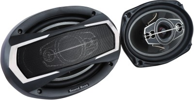 Sound Boss SB-6999 6X9 4Way Performance Auditor 680W MAX Coaxial Car Speaker(680 W)