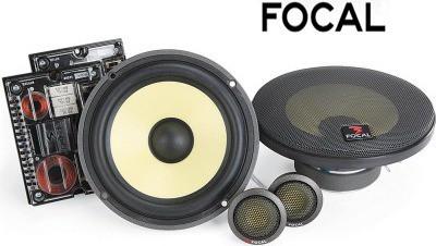 Focal K2 Power 165 KR KIT165KR Component Car Speaker