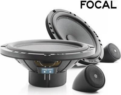 Focal Integration 2 Way 6-1/2 Shallow Mount ISN 165 Component Car Speaker