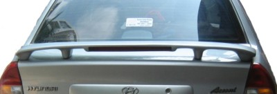 STREAMLINE HYUND ACCENT PF WL Car Spoiler
