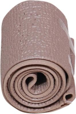 SKC Steering Cover(Brown, Leatherite)