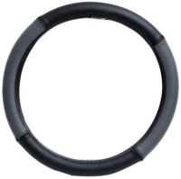Retina Steering Cover For Maruti Ertiga(Grey, Leatherite)