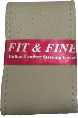 Fit and Fine Steering Cover For Universal For Car Universal For Car
