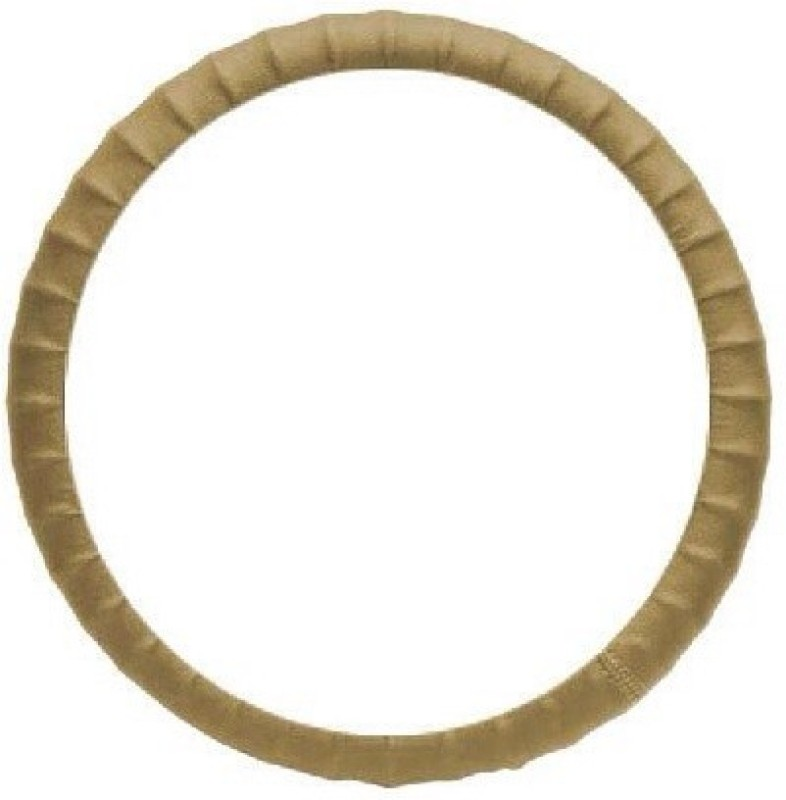 Retina Steering Cover For Tata Indigo(Beige, Leatherite)