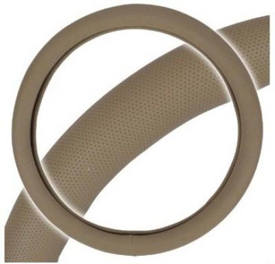 Autoform Hand Stiched Steering Cover For Hyundai Eon, Innova, Verna, Terrano, i10, i20, Getz, Manza