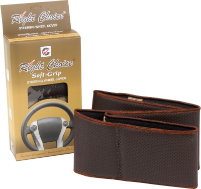 SBA Steering Cover For Hyundai, Maruti 800, Zen, Versa, Santro, WagonR, Omni, Alto