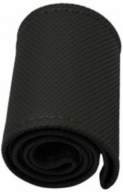 Gking Hand Stiched Steering Cover For Maruti Omni