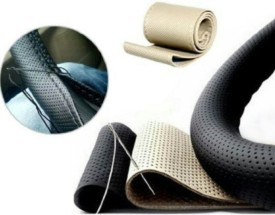 ElectriBles Hand Stiched Steering Cover For Mercedes Benz A-Class