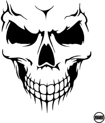 SE Evil Sticker for Windows