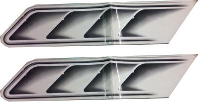 Gliding Wheels Arrow Sticker for Sides