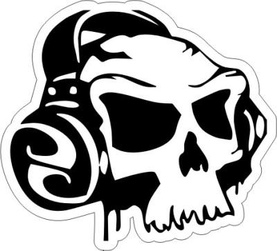 Xtremeonlinestore Evil Sticker for Windows