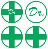 iDesign Signs Sticker for Windows (Green...