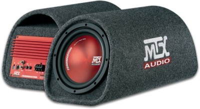 MTX AUDIO TR8PT TR SERIES BASS TUBE Subwoofer(Powered , RMS Power: 120 W)