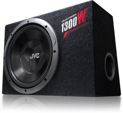 JVC 273170 CS-BW120 Car Box Subwoofer Subwoofer