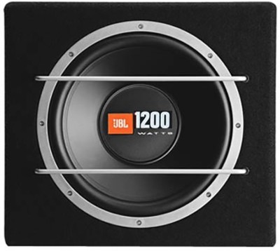 JBL CS1200BSI Subwoofer Box Enclosure Subwoofer(Powered , RMS Power: 300 W)