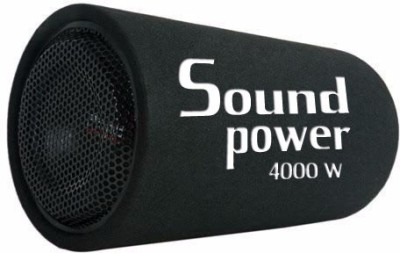 Sound Power SP4K SP4K Subwoofer(Powered , RMS Power: 250 W)