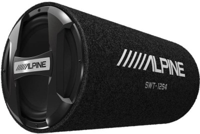 Alpine SWT12S4 SWT 12S4 Subwoofer(Powered , RMS Power: 300 W)