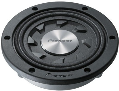 Pioneer 8 Inch Shallow-Mount(500w) TS-SW841D Subwoofer