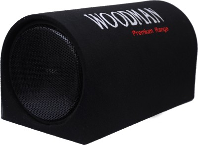 Woodman BT10 10 Inch Basstube With Inbuilt Amplifier Subwoofer(Powered , RMS Power: 600 W)