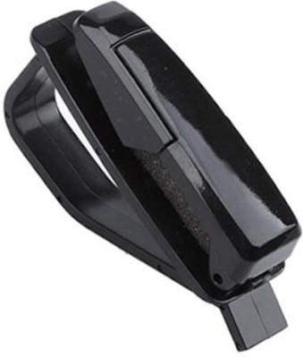 Futaba Visor Black Car Sunglass Clip Holder