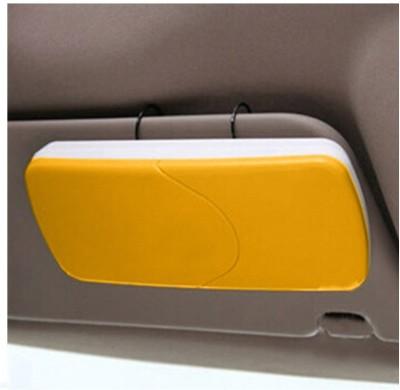 Vmore Auto Accessories Sun Visor Car Paper Napkin Box Holder Vehicle Tissue Dispenser