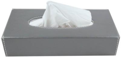 Autofurnish Leather Finish Vehicle Tissue Dispenser(Grey)
