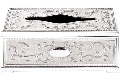 Ekaani EKN540 Vehicle Tissue Dispenser(Silver)