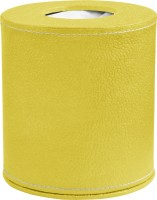 Ecoleatherette Rdtb.L.Yellow Vehicle Tissue Dispenser(Yellow)
