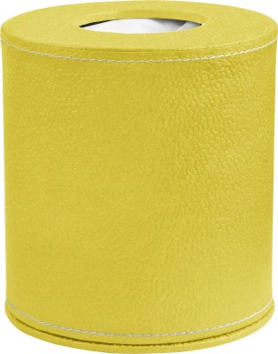 Ecoleatherette Rdtb.L.Yellow Vehicle Tissue Dispenser