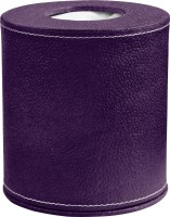 Ecoleatherette Rdtb.Wine Vehicle Tissue Dispenser(Purple)
