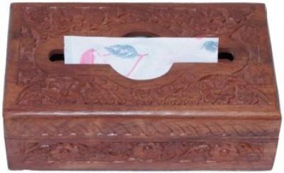Craftatoz cpm-10 Vehicle Tissue Dispenser(Brown)