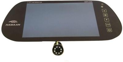 Hamaan Black, Beige LCD