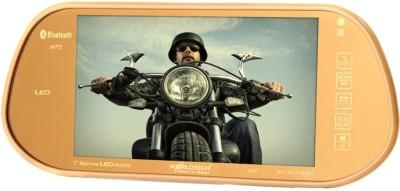 Worldtech Wt Rv7182bt Rearview Mirror Beige LED