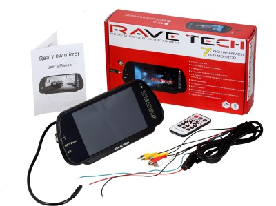 Ravetech NA Black LED
