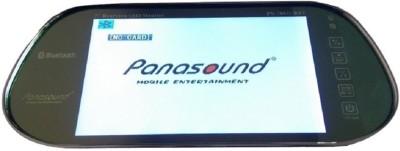 Panasound Black, Beige LCD