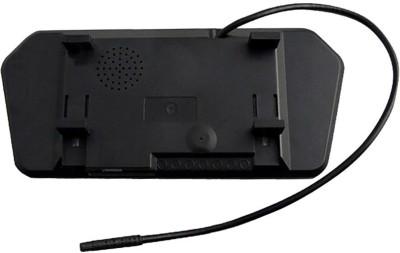 AutoKraftZ Car 7 Inch LED Screen With USB & Bluetooth And Night Vision For Hyundai Getz Black LED