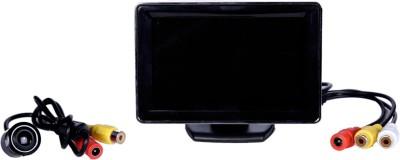 Harman 4.3 Led Screen Dashboard Mount Black LED