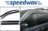 Speedwav In Channel Black Window Visor (...