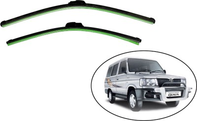 Medetai Windshield Wiper For Toyota Qualis(Passenger And Driver Side Wipers Pack of)