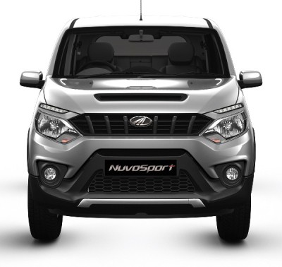 Mahindra NuvoSport N4 (Ex-showroom price starting from Rs 7,35,785)