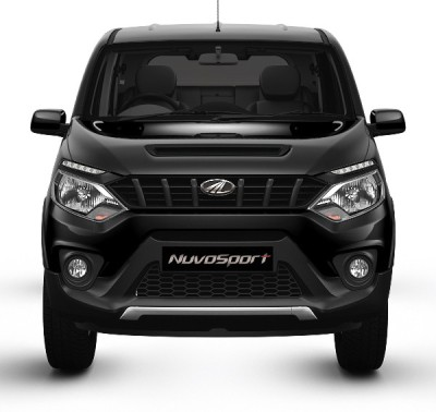 Mahindra NuvoSport N8 (Ex-showroom price starting from Rs 9,12,785)