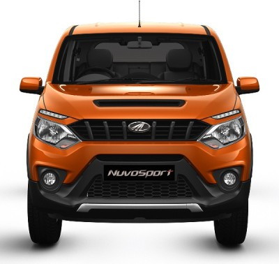 Mahindra NuvoSport N6 AMT (Ex-showroom price starting from Rs 9,00,784)