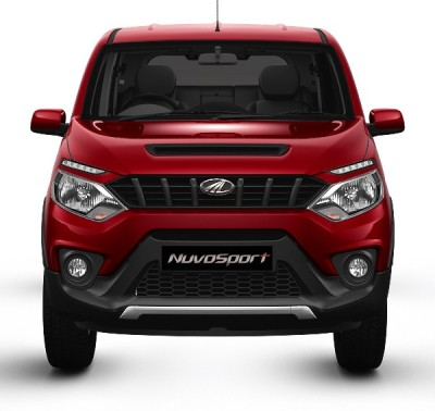 Mahindra NuvoSport N6 (Ex-showroom price starting from Rs 8,36,785)