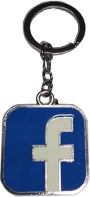 Singh Xpress Fancy Metal Facebook Key Chain
