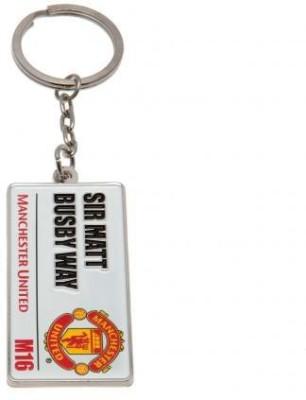Manchester United F.C. Crest Keyring SS Key Chain