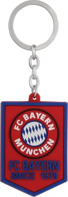 VeeVi Silicon Fc Bayern German Club Key Chain