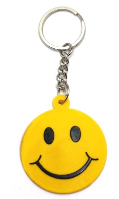 AA Retail Smiley Key Chain